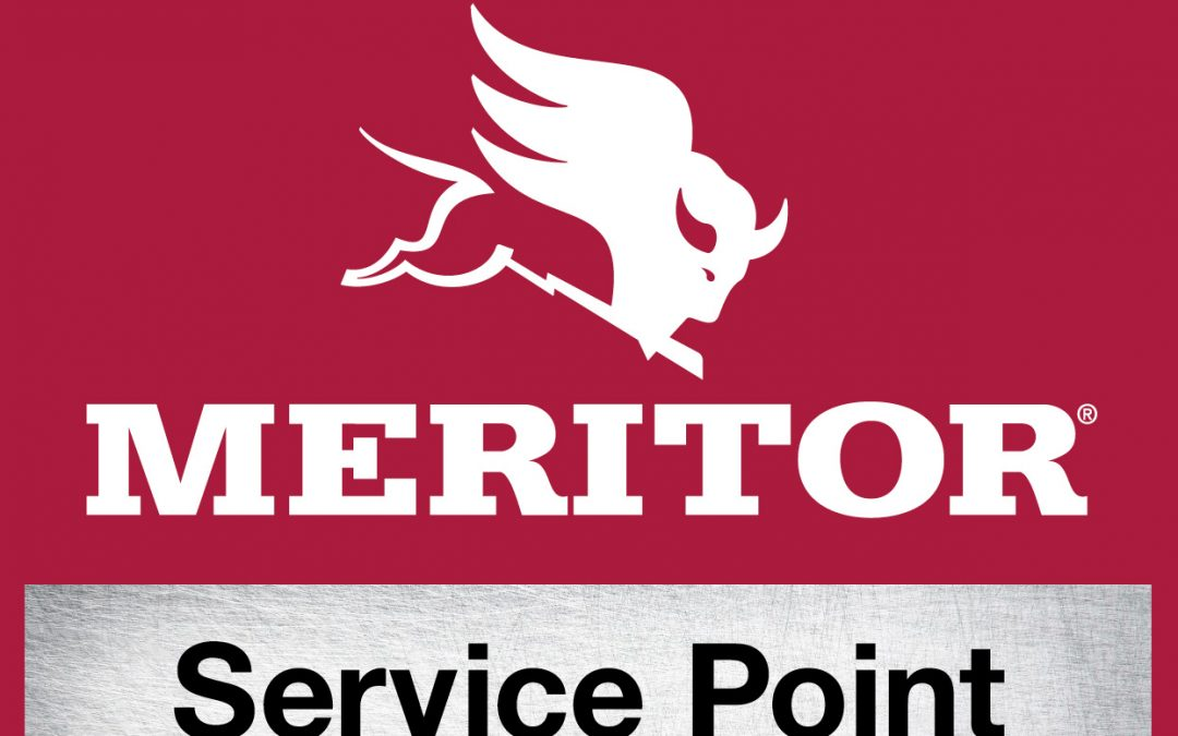 WE ARE A MERITOR SERVICE POINT…
