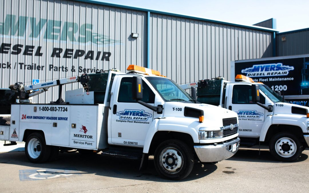 Mobile Diesel Repair